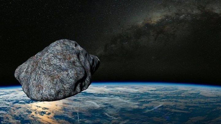 К Земле летит астероид диаметром в километр
