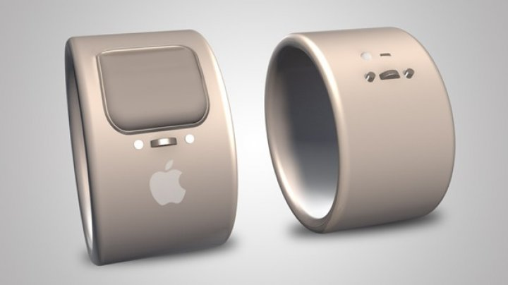 "Apple подала заявку на патент ""умного"" кольца"