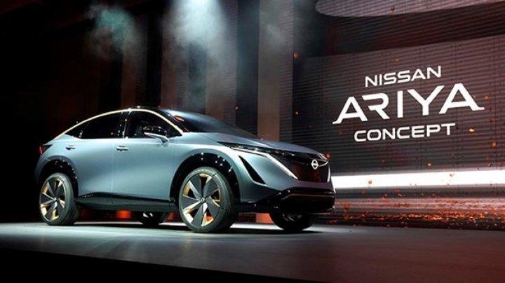 Nissan презентовал новый серийный электрокроссовер