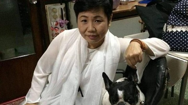 Тайскую миллионершу ограбили и залили бетоном в холодильнике
