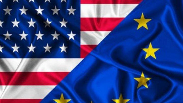 США вводят пошлины на товары из Европы