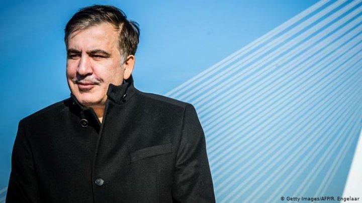 Прокуратура Украины возбудила уголовное дело о похищении Михаила Саакашвили