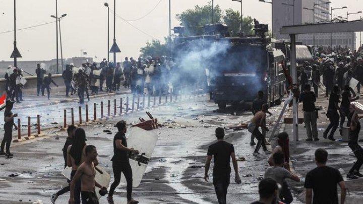 В Ираке вспыхнули протесты, власти отключили соцсети (ФОТО)