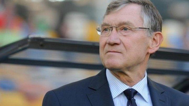 Семен Альтман уволен с поста тренера сборной Молдовы