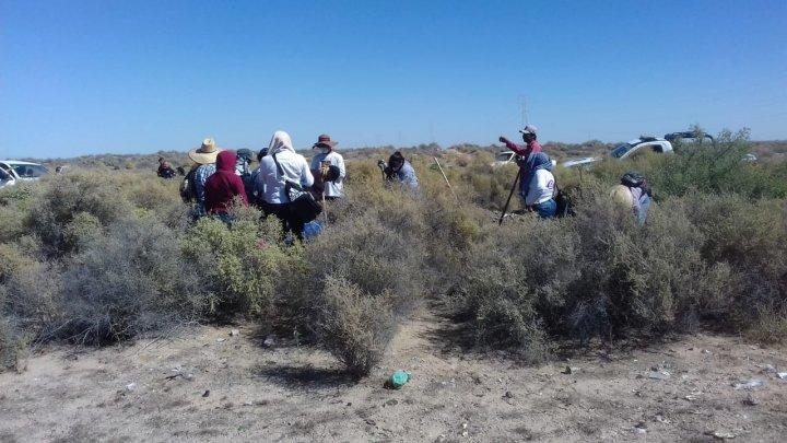 В Мексике у границы с США обнаружили останки 13 человек