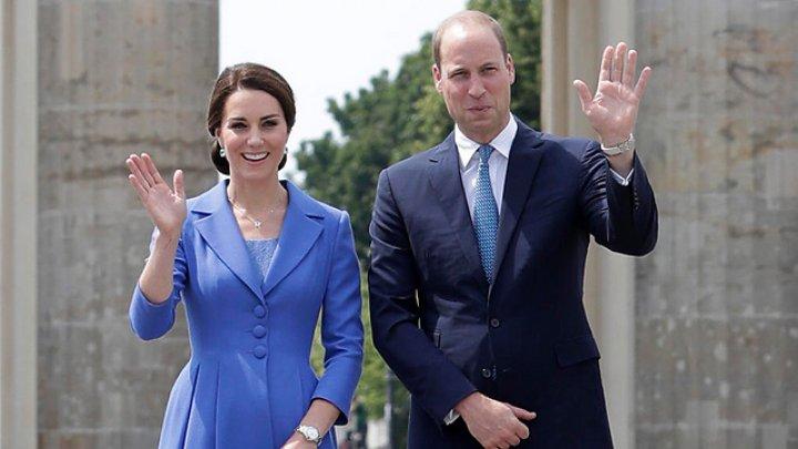 Кейт Миддлтон и принц Уильям едут в королевский тур в Пакистан