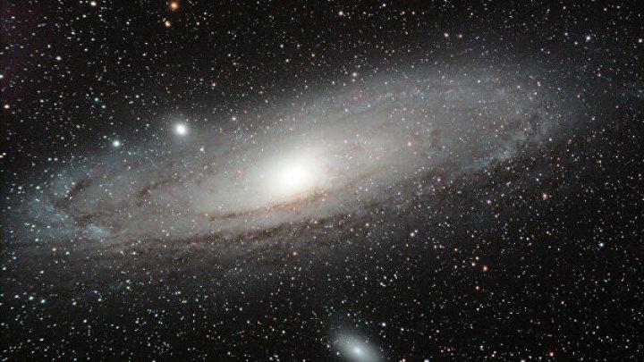 В центре нашей Галактики произошла мощная вспышка
