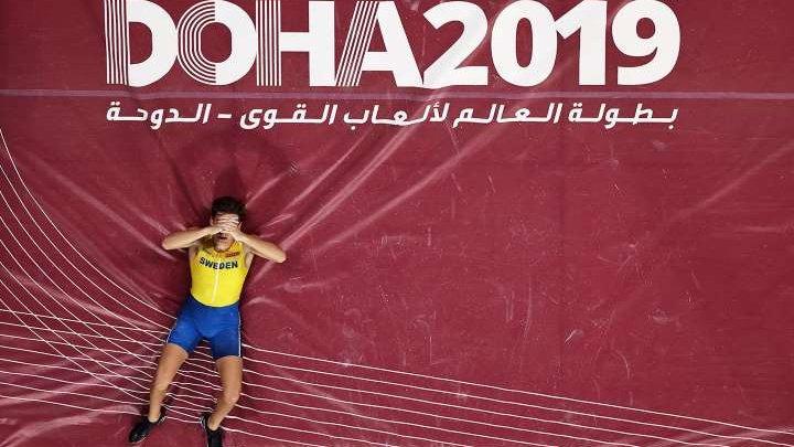 Димитриана Суруду пробилась в финал соревнований в толкании ядра на ЧМ
