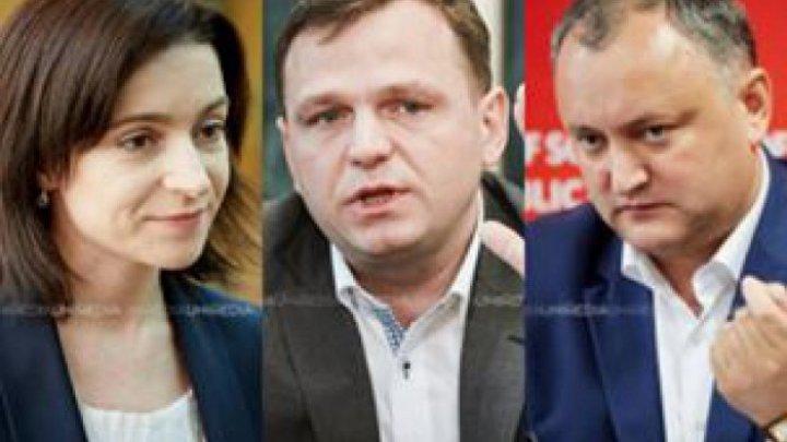 Молдавский блогер представил сценарий падения правительства Санду