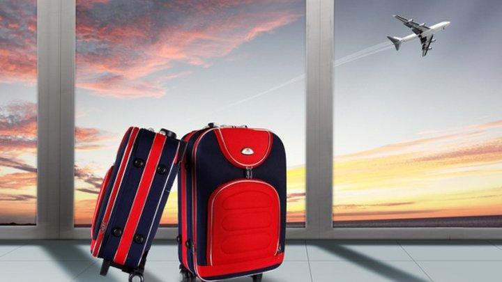 Находчивая путешественница поделилась способом избежать доплаты за перевес багажа (ФОТО)
