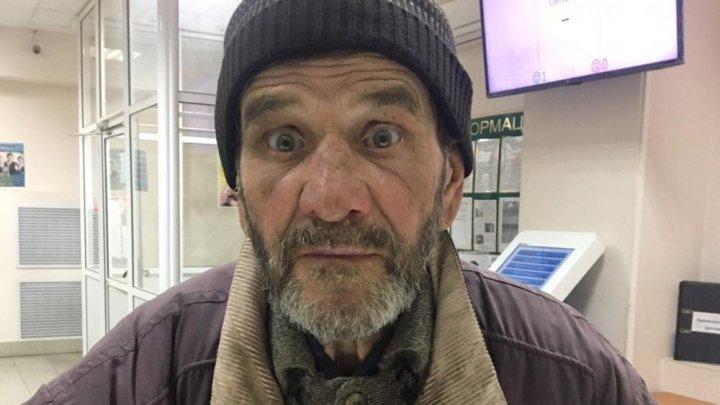 Хотел найти дочь, а стал бомжом: грустная история молдаванина, уехавшего в Россию