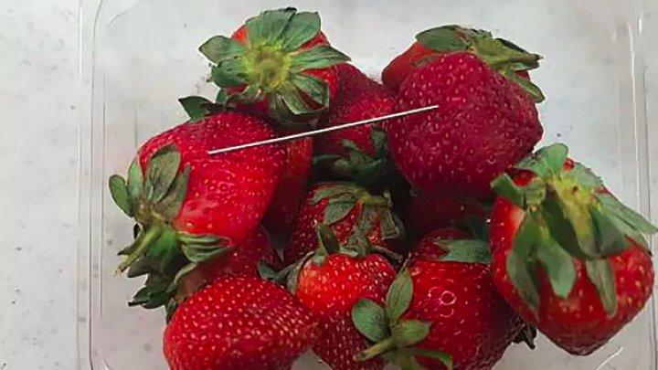 В Австралии расследуют новые случаи обнаружения игл во фруктах