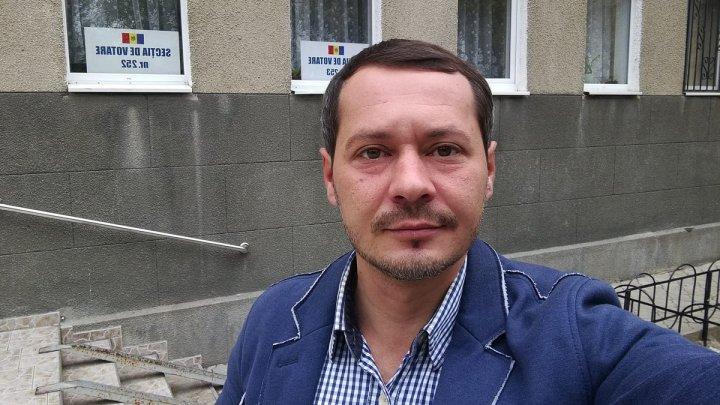 """Руслан Кодряну проголосовал: """"Должно было быть по-другому"""""""