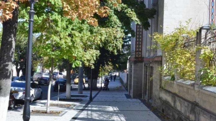 Открытие пешеходной зоны в историческом центре столицы состоится 14 октября (ФОТО)