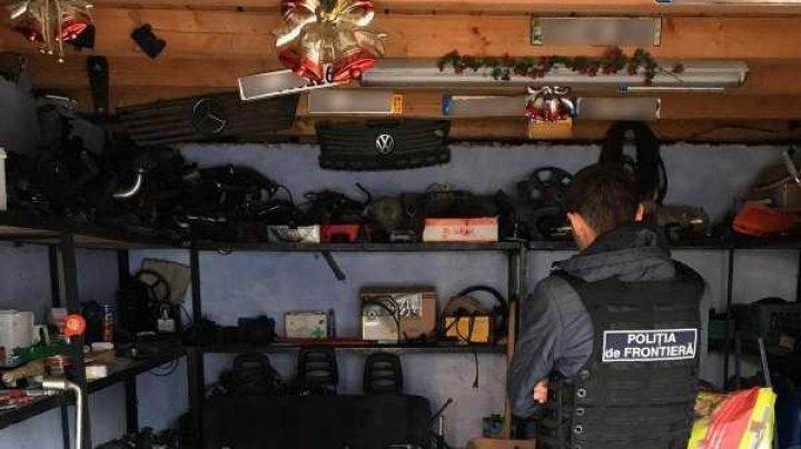 Обыски в Единецком районе: в Молдове раскрыли схему контрабанды автозапчастей