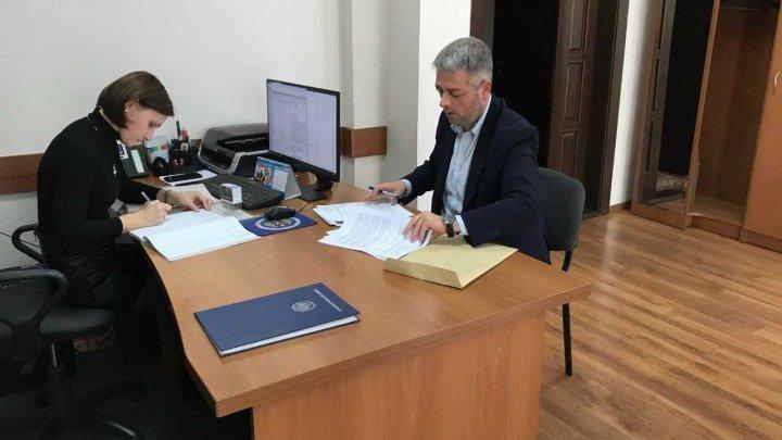 Думитру Цыра подал две жалобы в ЦИК и Кишиневский суд (ДОК)