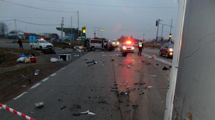 Гражданка Молдовы погибла в результате ДТП на трассе Киев-Коваль (ФОТО)