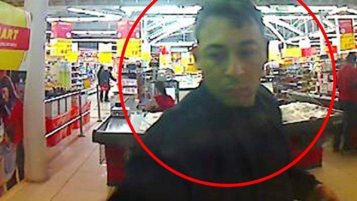 Полиция разыскивает мужчину, присвоившего чужую банковскую карту (ФОТО)