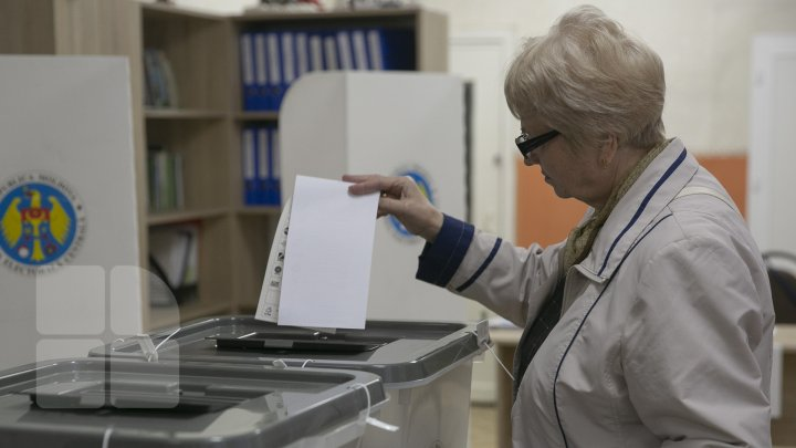 Как проходят всеобщие местные выборы в Молдове (ФОТОРЕПОРТАЖ)
