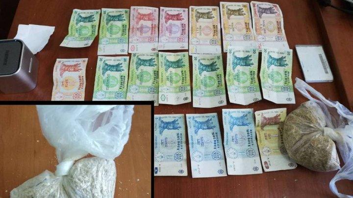 Попался с поличным: в столице задержали предполагаемого наркоторговца