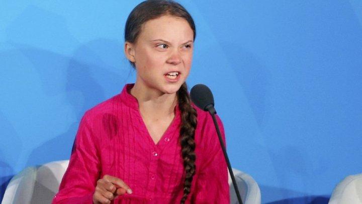 Грета Тунберг отказалась от экологической премии