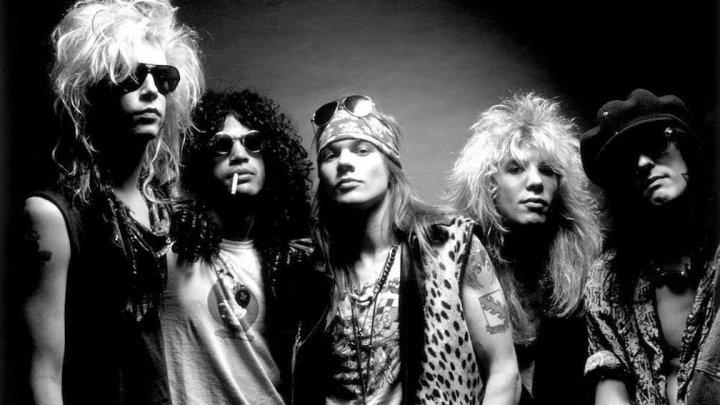 Клип Guns N' Roses набрал миллиард просмотров на YouTube