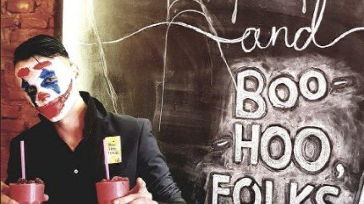 Сладость или гадость: как жители Молдовы отпраздновали Хэллоуин (ФОТО)