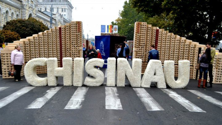 """""""Меню"""" на день Кишинева: организаторы обещают насыщенную программу гуляний"""