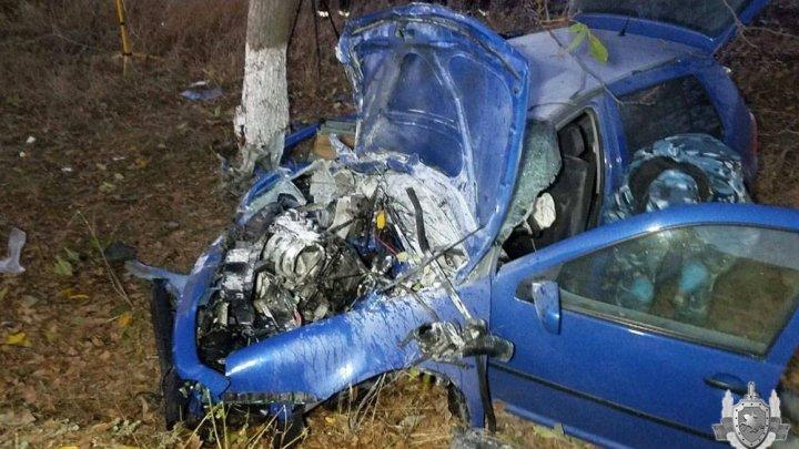Два человека погибли в результате аварии на трассе Тирасполь-Первомайск (ФОТО)