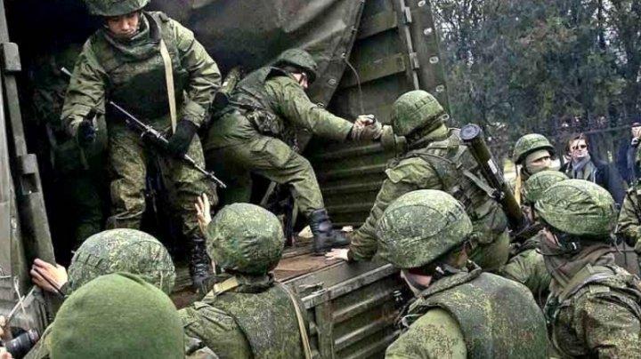 НАТО требует вывода российских войск с Донбасса и обещает помочь в проведении операции