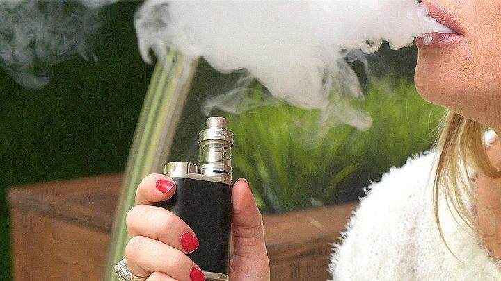 Вред от электронных сигарет становится все очевиднее