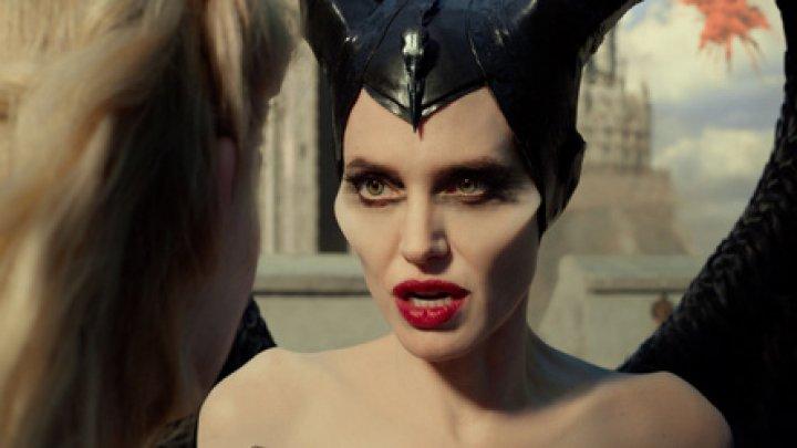 """""""Джокер"""" свергнут с вершины проката: Грустного клоуна потеснила владычица тьмы Малефисента"""