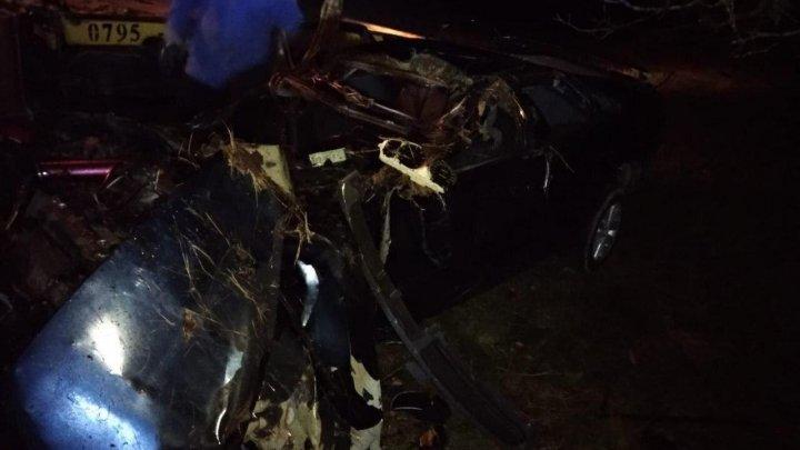 Авария в Комрате: два человека погибли