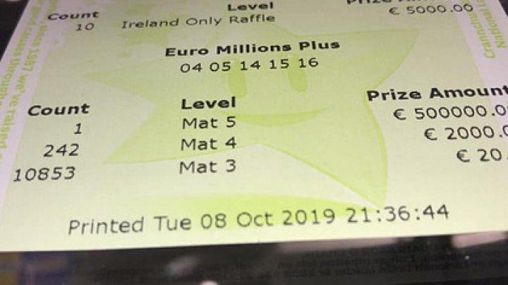 В Ирландии мужчина едва не выбросил полмиллиона евро в мусорное ведро
