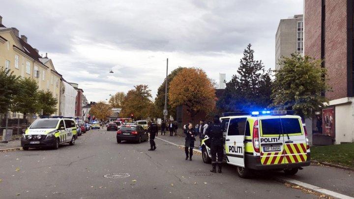 Угонщики неотложки сбили несколько человек в столице Норвегии