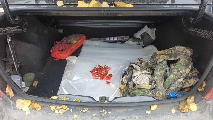 Патроны и психотропные вещества обнаружили пограничники в ходе проверок