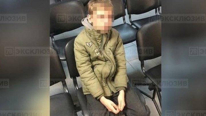 В Петербурге 12-летний мальчик поливал убитую маму кипятком и вырезал части ее тела на глазах у брата (ВИДЕО)