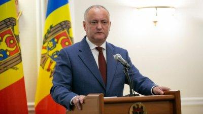 Депутаты прокомментировали инициативу ЛП об отставке Игоря Додона