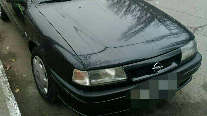 Восьмилетний мальчик попал под машину в Тирасполе