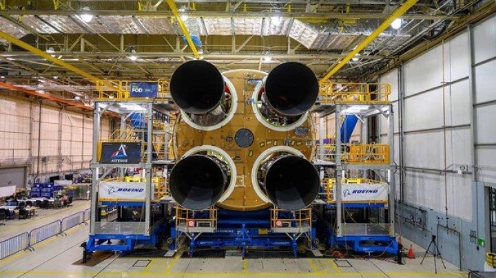 Ракета для полетов на Луну почти готова: громкое заявление NASA