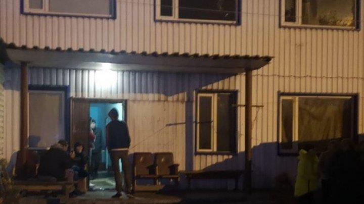 В киевском общежитии взорвалась граната: два человека погибли