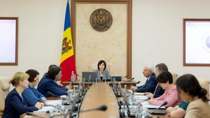 Последнее заседание? Действующее правительство Майи Санду утвердило несколько отставок и проектов