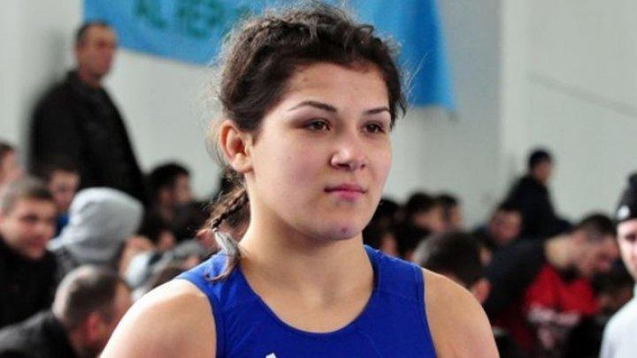 Спортсменка из Молдовы Анастасия Никита завоевала серебро на молодежном ЧМ по борьбе