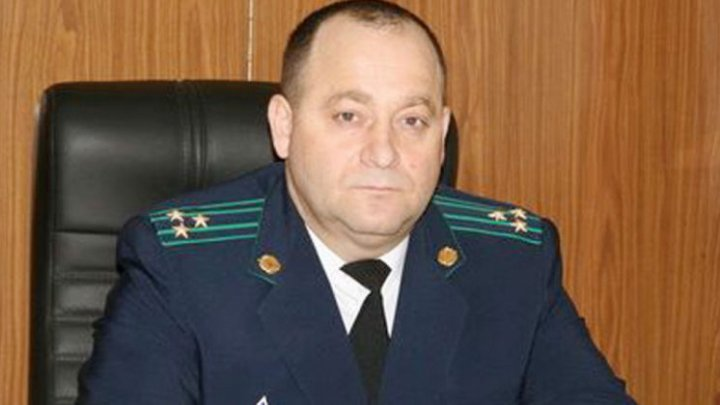Задержан бывший глава Прокуратуры по борьбе с организованной преступностью