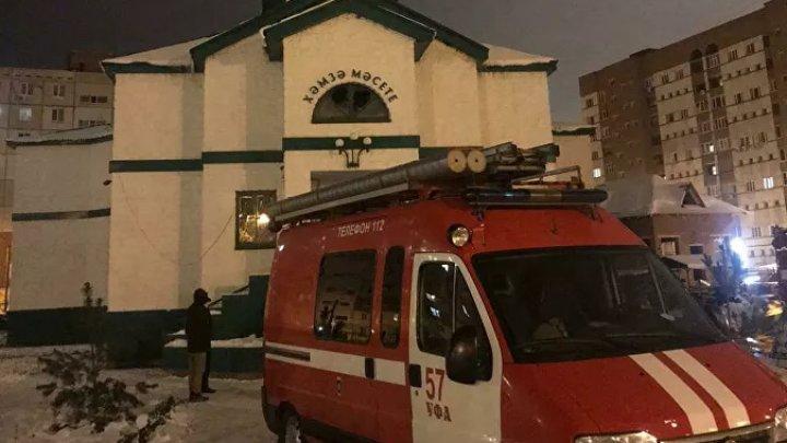 Россиянин поджег мечеть, пытаясь отыскать в темноте муллу