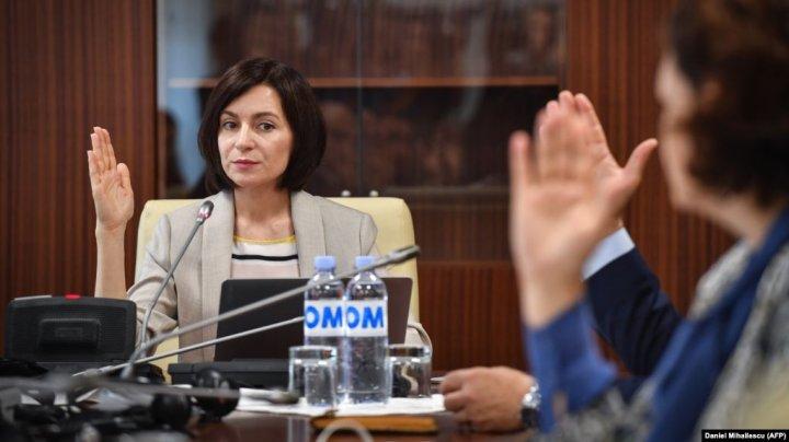 Эксперты о действиях Майи Санду: Премьер не хочет признавать своё поражение