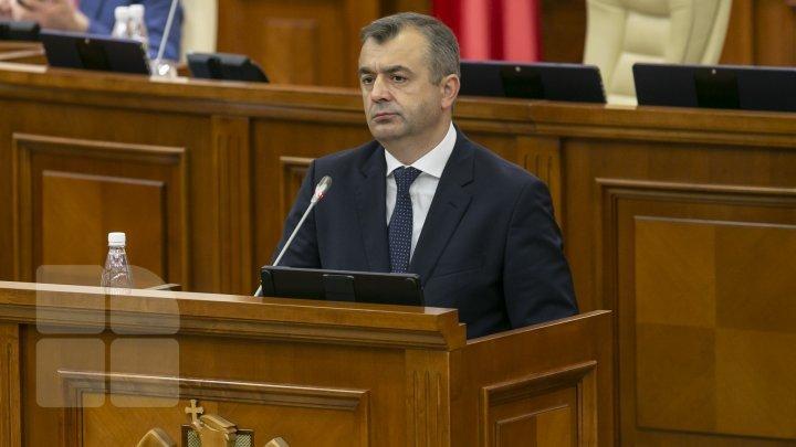 Допрос с пристрастием: Ион Кику ответил на вопросы депутатов о программе правительства