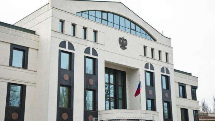 Реакция посольства РФ в Молдове на решение КС относительно Закона о русском языке