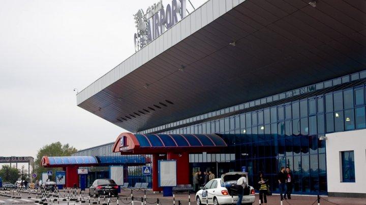 В кишиневском аэропорту задержан нарушитель: что нашли в его багаже