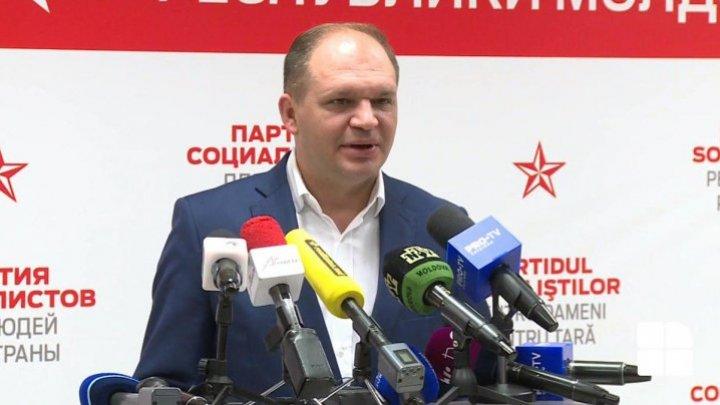 Ион Чебан после закрытия избирательных участков: Думаю, что мы убедили кишинёвцев